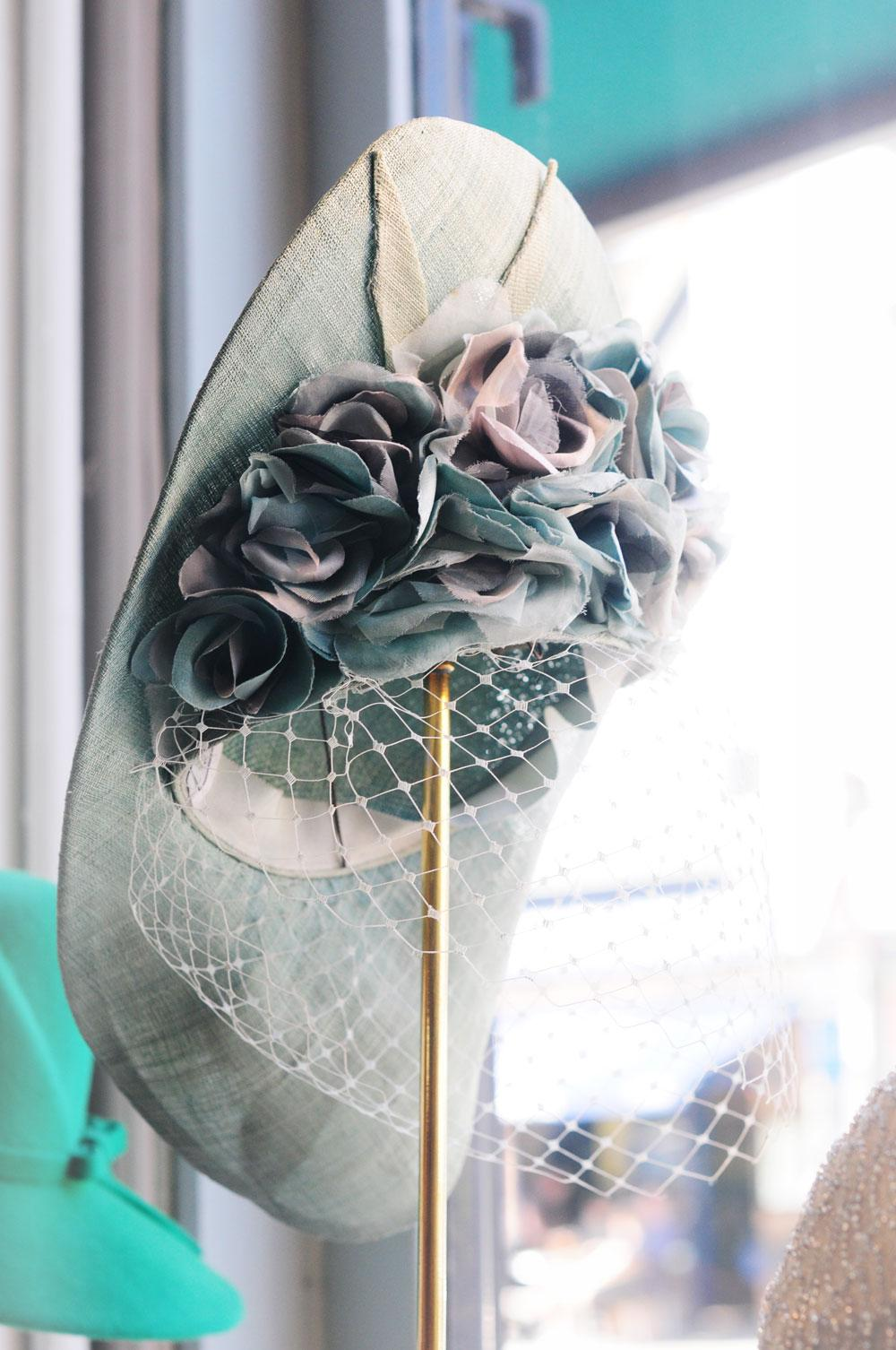 A paradise of hats at Edwina