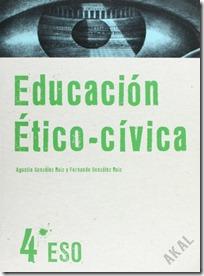 EDUCACION ETICO CIVICA  ISBN-9788446029007