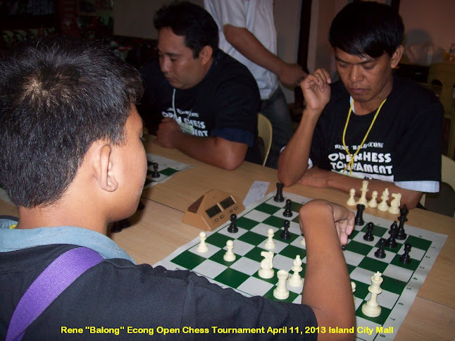 "Philippines-Bohol-Chess-Tournament-Balong-Econg00072 - All Set for Rene ""Balong"" Econg Open Chess Tournament Apr 11 - Sports and Fitness"