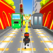 Ninja Subway Run Surfers APK for Ubuntu