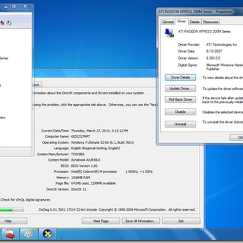 Ati Radeon Xpress 200m Driver Download