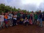 Lobatos y Castores en su excursión
