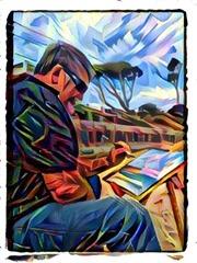 the joys of plein-air painting