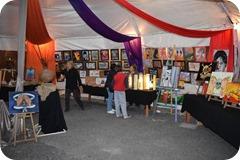 La Fiesta de las Artes abrió los festejos en San Clemente