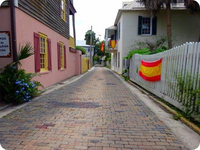 Aviles...oldest street