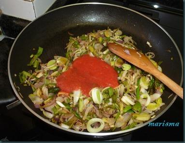 paleta asada con verduras en salsa de vino tinto4 copia