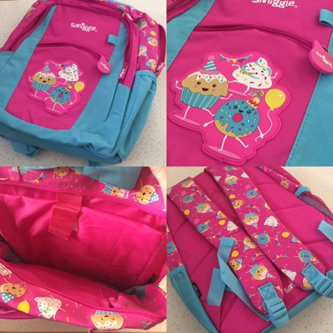 smiggle yums backpack
