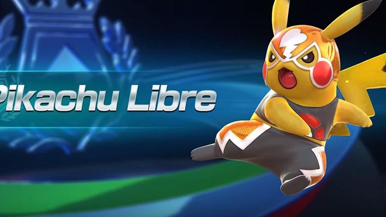 pikachu-libre