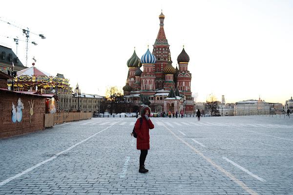 красная площадь москва храм василия блаженного