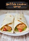 Buffalo Chicken Wraps