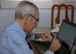 1 - Aos 82 anos, idoso se forma em segundo curso superior, no Piauí - 3