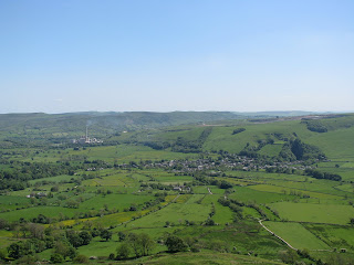 Hope Cement Works & Castleton