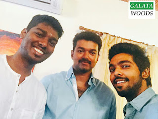 Vijay - Atlee Movie Pooja Finished 'Vijay 59' To Start Rolling From Today