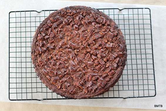 Chocolate Pecan Pie by Baking Makes Things Better