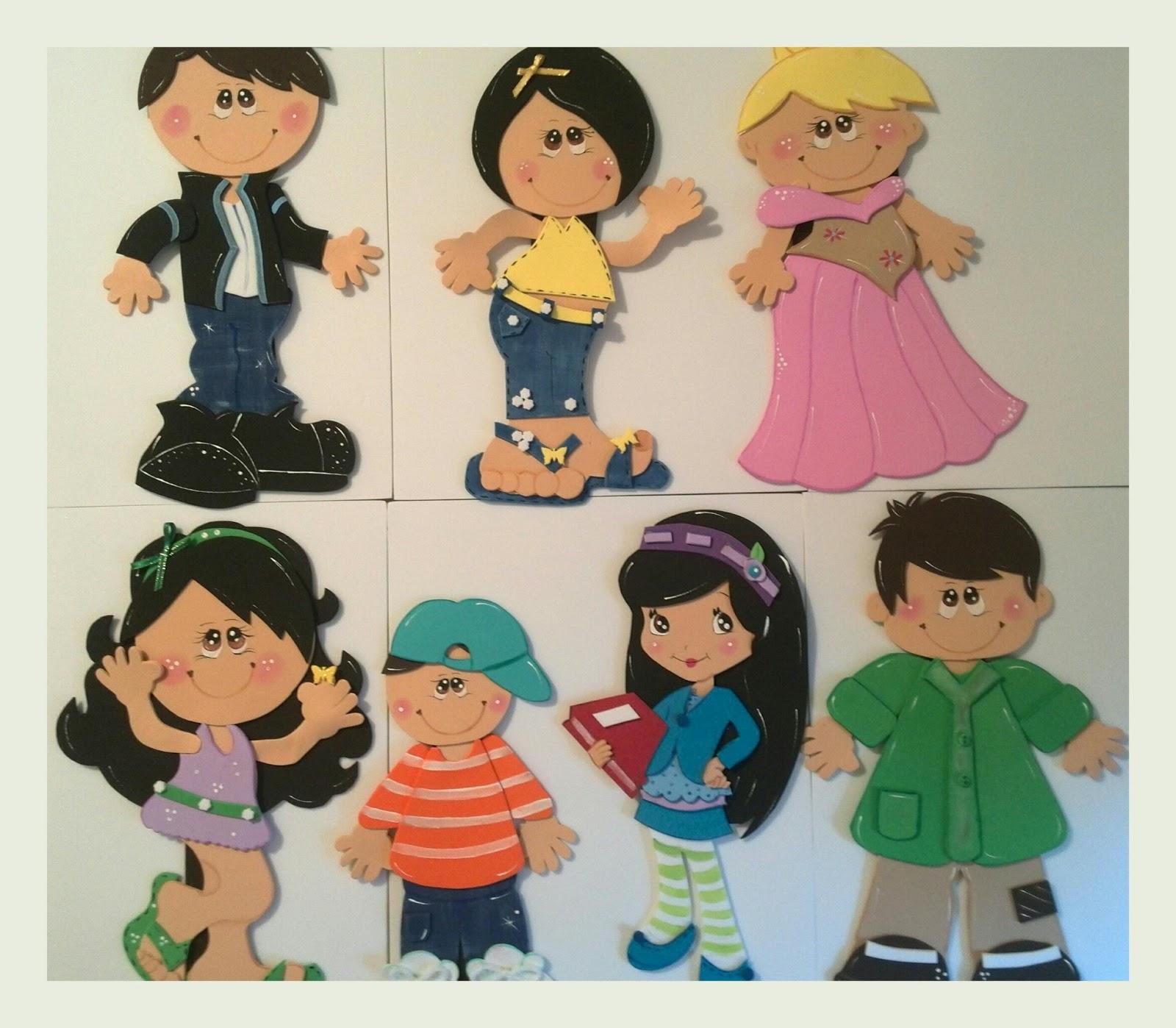 Manualidades tiendasoff fofuchas planas for Manualidades en familia