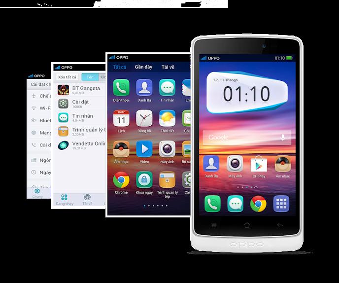 Oppo Find Clover R815 - Spesifikasi Lengkap dan Harga