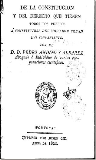 Portada libro Sainz de Andino