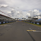Melbourne main straight