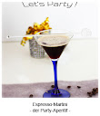 Espresso-Martini - der Party-Aperitif