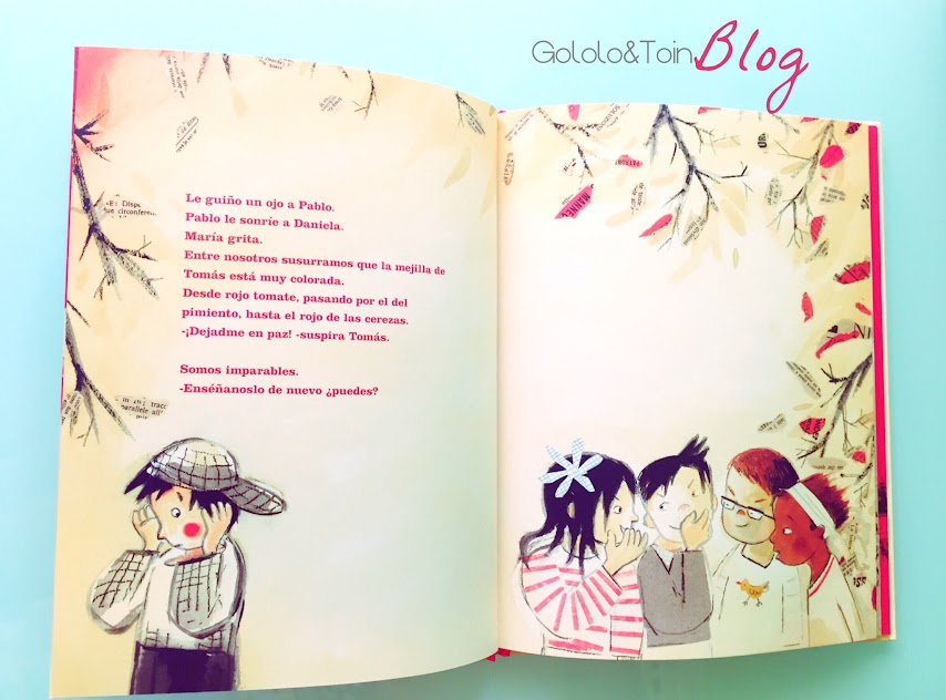 rojo-bullying-no-divertido-la-biblioteca-acoso-escolar-literatura-cuentos-infantil-niños