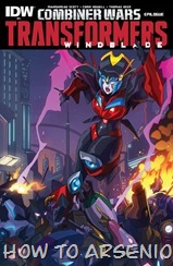 The Transformers Windblade #04 - Combiner Wars Epílogo 2