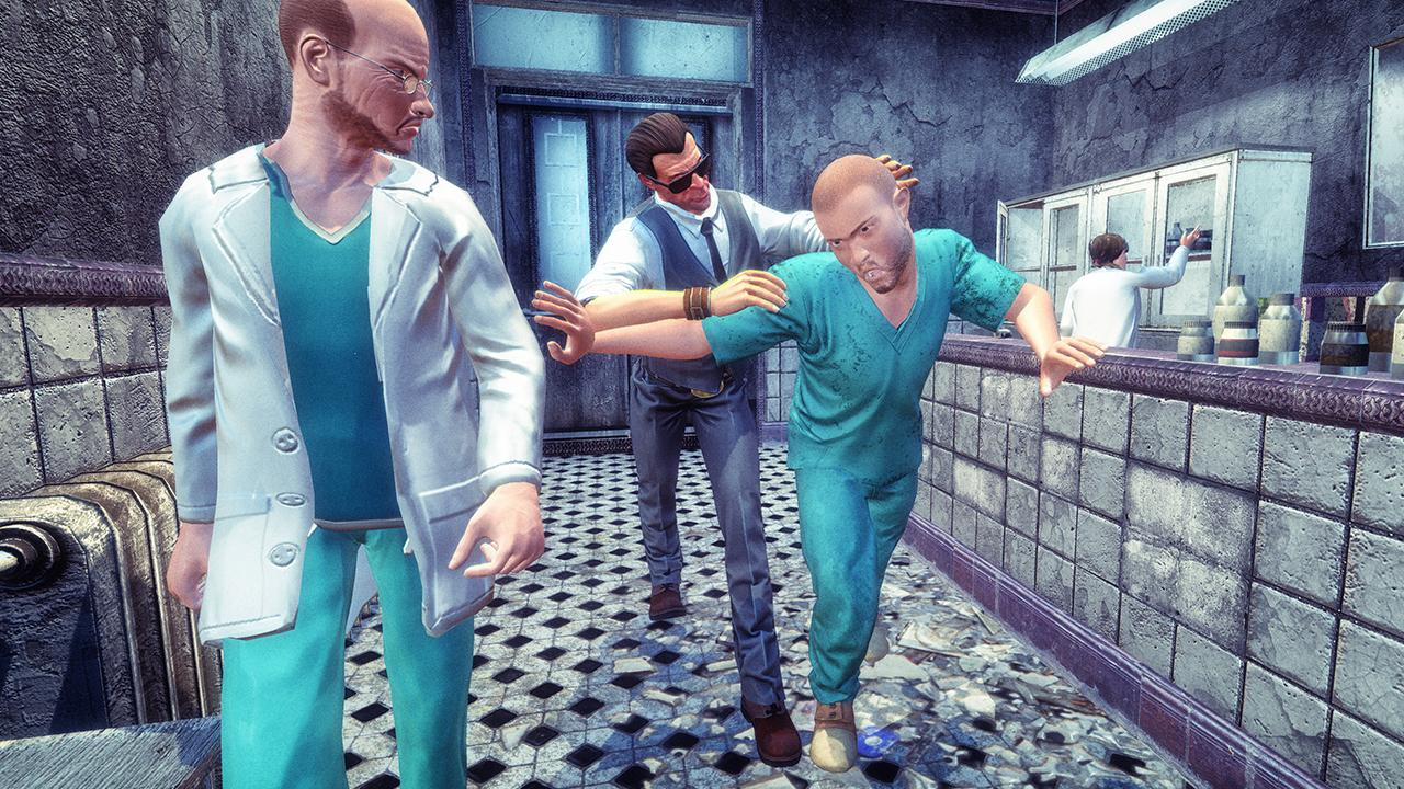 Mental Hospital Escape Screenshot 10