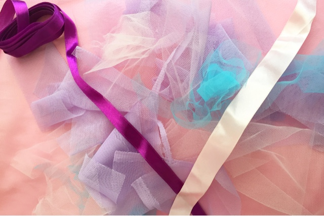 tulle fabric from Kamuning market