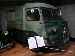 Citroen 1949 HZ