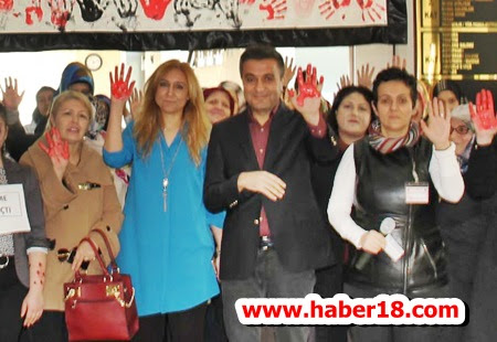 Çankırı Belediye Başkan Yardımcısı Hüseyin Boz, Kadınlarla El Kal