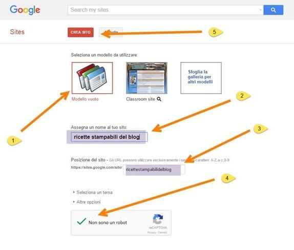 nome-sito-google-sites
