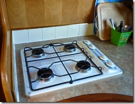 4 new hob seal