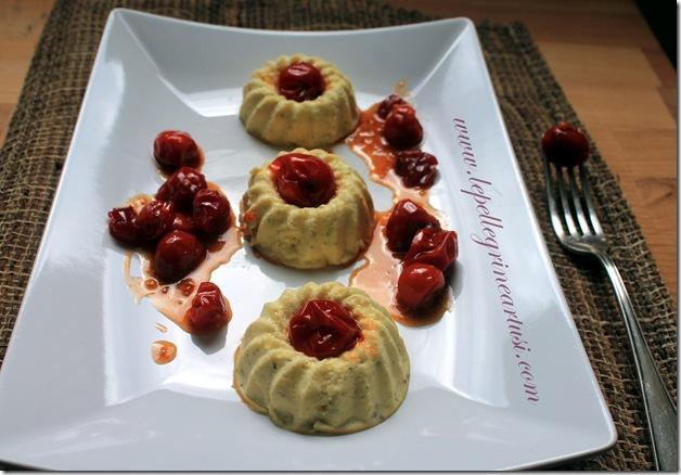 sformatini di formaggio con pomodorini caramellati 004