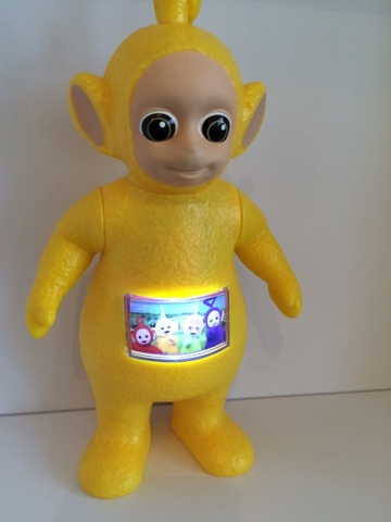 Teletubbies toys 2016 review
