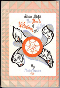 Cover of Aleister Crowley's Book Liber 111 Aleph