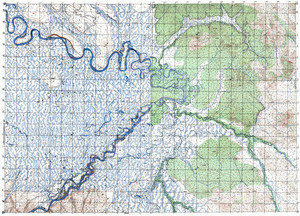 Map 100k--p56-055_056--(1951)