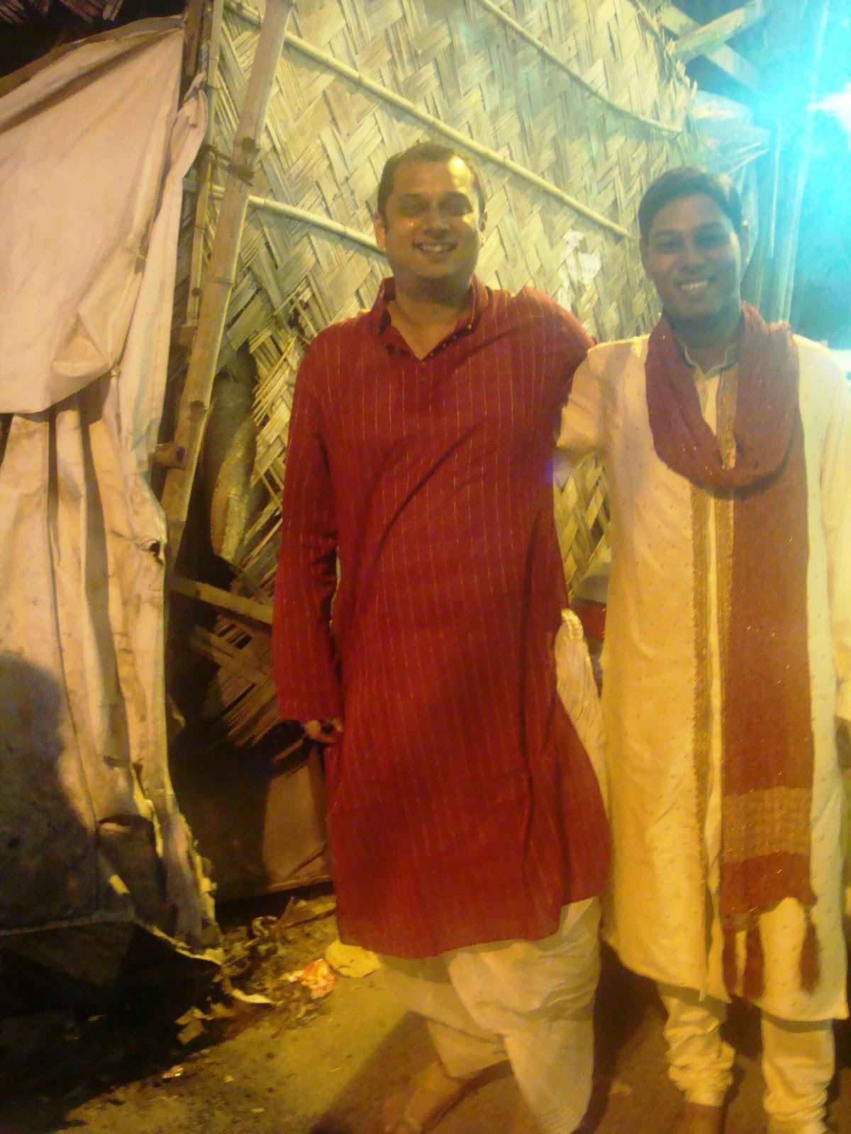 of a Bengali Hindu wedding