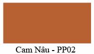 Màu Cam Nâu - PP02 Ghế gấp Nội thất 190