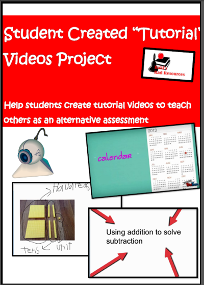 How much student choice do students have in your classroom? This blog post will explain how to give students choices while still exposing them to new topics. Opinions by Heidi Raki of Raki's Rad Resources. - create your own tutorial video project
