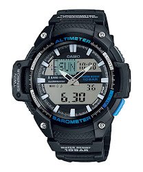 Casio Out Gear : SGW-450H