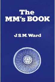Cover of John Sebastian Marlowe Ward's Book The Master Masons Handbook