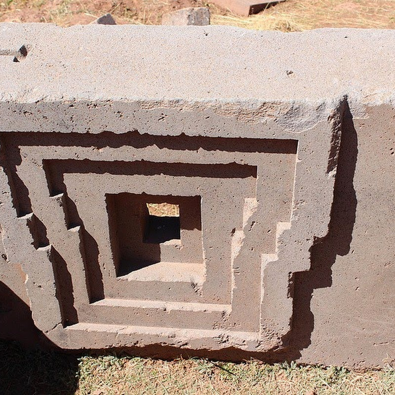 The Mystery of Puma Punku's Precise Stonework