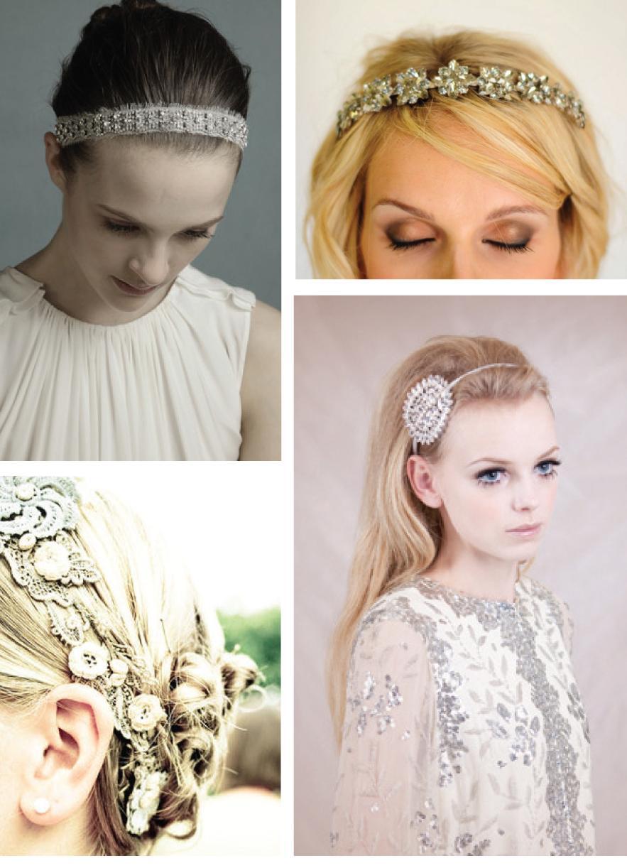 Elisabet G headband;