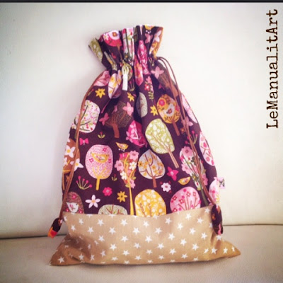 bolsa multiusos para niños