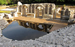 Butrint - the ruins of Amphitheatre.