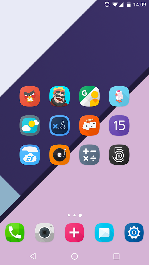 Smugy (Grace UX) - Icon Pack Screenshot 2