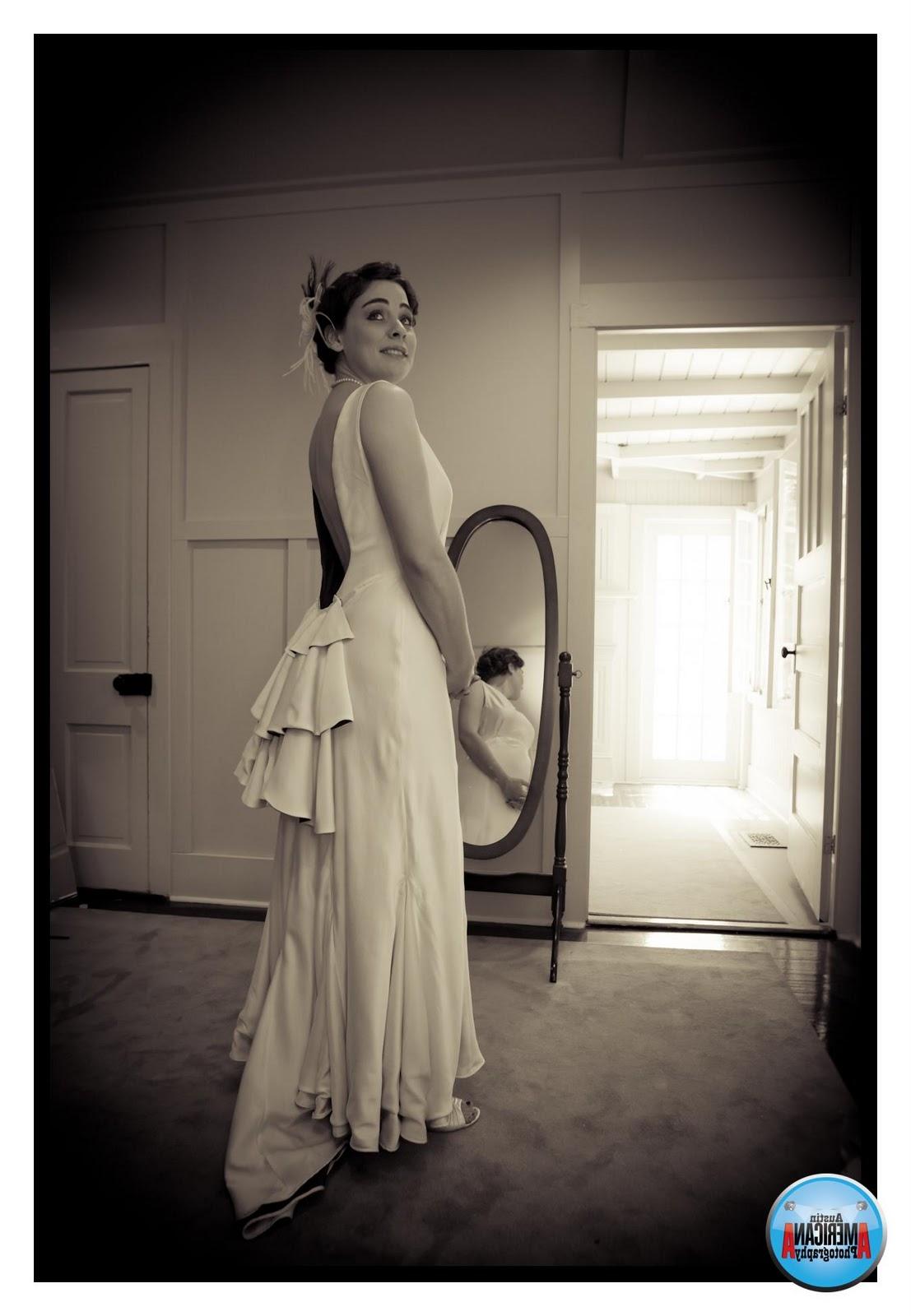 1930s Bride in 2011