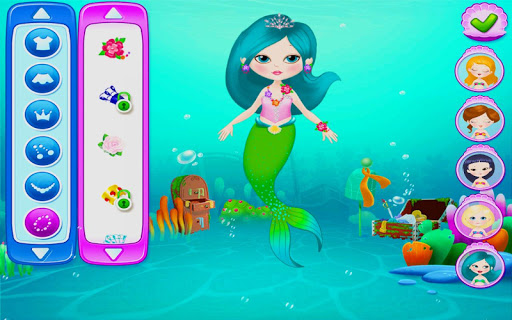 Mermaid Princess - screenshot