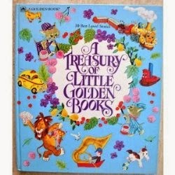Little Golden Books Treasury