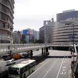 osaka station in Osaka, Osaka, Japan
