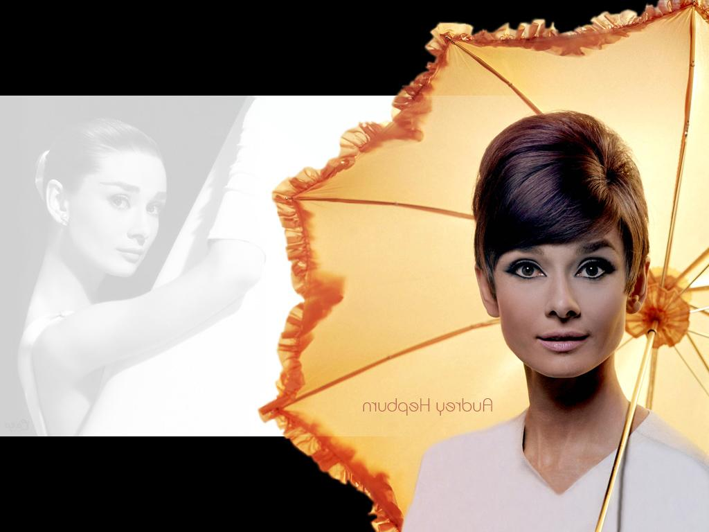 Meanwhile, Audrey Hepburn has